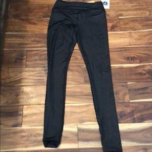 NWT pure barre/splits 59 tonal tights